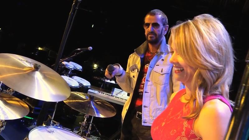Ringo Interview